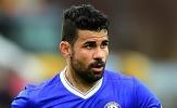 CHÍNH THỨC: Diego Costa trở lại Atletico Madrid