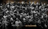 Danh sách đề cử ĐHTB FIFA 2017: Quỷ đỏ lấy lại vị thế