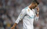 Ronaldo trở lại, Real thua sốc trước Betis