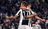 Tiếp tục chiến thắng, Juve cùng Napoli song hành trên BXH