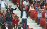 Diego Costa 'quẩy' cuồng nhiệt ngày trở lại Atletico Madrid