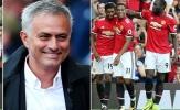 Fan Man Utd 'kêu trời' khi Mourinho để Martial dự bị