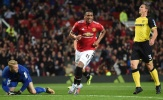 Martial tột đỉnh thăng hoa, Mourinho nói lời 'mát ruột'