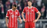 Thi đấu chủ quan, Bayern chia điểm đầy thất vọng trên sân nhà