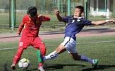 U16 Việt Nam chỉ mong hòa Úc
