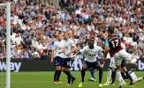 West Ham 2-3 Tottenham: Những nỗ lực muộn màng