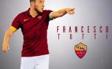 50 'cống phẩm' tuyệt vời CĐV dành tặng Totti (Phần 4)