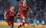 Coutinho tỏa sáng, nhưng Liverpool vẫn rất đáng lo
