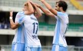 Hellas Verona 0-3 Lazio: Chỉ là tai nạn