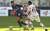 Inter cậy nhờ sao lạ, Genoa mất điểm đáng tiếc khi còn lại 9 người