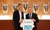 Marcos Llorente rạng rỡ gia hạn hợp đồng với Real Madrid
