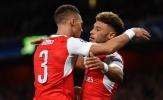 Wenger: Chia tay Chamberlain không đáng buồn bằng chia tay Gibbs