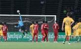 CHÍNH THỨC: U16 Việt Nam giành vé tham dự VCK U16 châu Á 2018