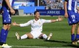 Chưa bao giờ Ronaldo khởi đầu chậm chạp đến thế
