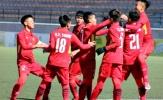 HLV Vũ Hồng Việt thở phào khi U16 Việt Nam giành vé đến VCK Châu Á
