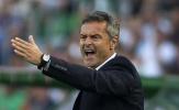 Thêm một HLV tại La Liga mất việc