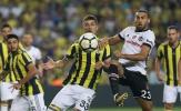 Trận derby Istanbul nóng bỏng với 12 thẻ vàng, 5 thẻ đỏ