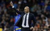 Zidane xứng danh 'Vua xoay vòng lực lượng'