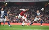 Arsenal 2-0 West Brom: Lukaku gọi, Lacazette trả lời