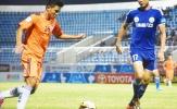 Đức Chinh căng bắp chân, lỡ trận bán kết Cúp Quốc gia