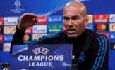 Zidane tự tin phá dớp chưa từng thắng tại Signal Iduna Park
