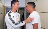 Ronaldo loại CR7, chọn Messi vào đội hình vĩ đại nhất lịch sử