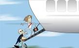 Biếm họa: Messi và nhiệm vụ bất khả thi