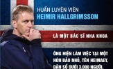 [INFOGRAPHIC] - Những sự thật thú vị về bóng đá tại 'Băng quốc' Iceland