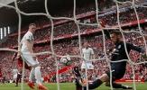 Liverpool 0-0 Man Utd: Không thể khuất phục De Gea