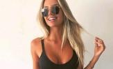 Valeska Araujo - Mỹ nhân xinh đẹp từng cự tuyệt Neymar