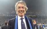 """Cựu chủ tịch Moratti: """"Scudetto đang trong tầm tay của Inter"""""""