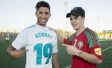 Điều chưa biết về Achraf Hakimi, tài năng được lựa chọn thay thế Dani Carvajal
