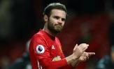 Juan Mata - Mãi một tình yêu với Man Utd