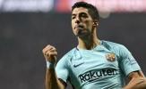 Luis Suarez, 'quái vật' đã được đánh thức