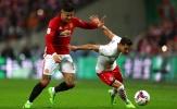 XÁC NHẬN: Marcos Rojo sắp tái xuất Man Utd