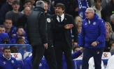 Conte khuyên Mourinho nên bớt 'nhiều chuyện' lại