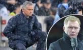 Scholes: 'Mourinho dựng xe buýt là cần thiết'