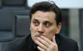 HLV Vincenzo Montella bất mãn với NHM Milan