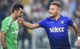 Lazio thưởng nóng 1 năm hợp đồng với Immobile