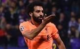 Vượt Ronaldo và Messi, Salah hay nhất Champions League lượt trận thứ 3