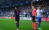 01h45 ngày 22/10, Barcelona vs Malaga: Tí hon có diệt khổng lồ?