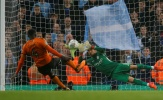 Chấm điểm Man City 0-0 Wolves: Bravo 'gánh team'