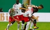 Bayern nhọc nhằn đánh bại 10 người RB Leipzig sau loạt 'đấu súng'