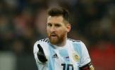 Messi 'ngượng ngùng' khi tuyên bố trở lại ĐTQG Argentina