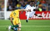 Honduras 'méo mặt' khi đấu sức với Australia