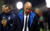 CHÍNH THỨC: Italia sa thải HLV Ventura sau thảm họa vòng loại World Cup 2018