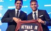 Xin lỗi tỉ phú Nasser, Neymar chưa bao giờ xem PSG là trạm cuối!
