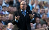 Old Trafford có thể trở thành nơi Rafa Benitez làm nên lịch sử