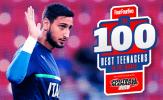 Top 100 cầu thủ trẻ xuất sắc nhất năm 2017 (Phần cuối): Những Quả bóng vàng tương lai