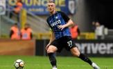 Trung vệ Inter không màng đến việc gia nhập Barca